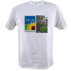 Eye on Gardening Tropical Plants Value T-shirt