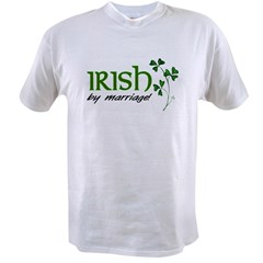 irish marriage Value T-shirt