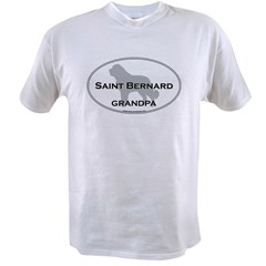 Saint Bernard GRANDPA Value T-shirt