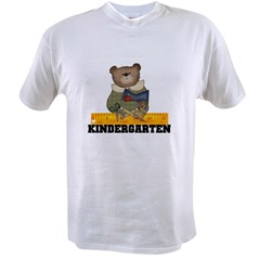 Bear Kindergarten Value T-shirt