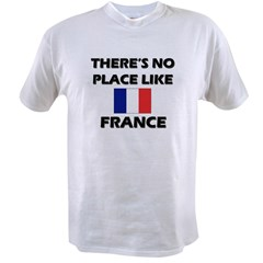 Flag of France Value T-shirt