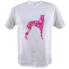 Italian Greyhound Ash Grey Value T-shirt