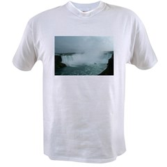 Niagara Falls Ash Grey Value T-shirt