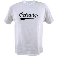 Vintage: Octavio Ash Grey Value T-shirt