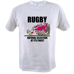 Natural Selection Rugby Value T-shirt