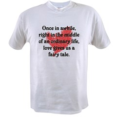 Fairy Tale Love Value T-shirt