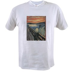 The Scream Value T-shirt