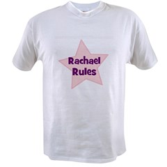 Rachael Rules Value T-shirt