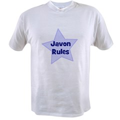Javon Rules Value T-shirt