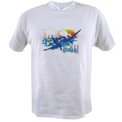 CORSAIR ON FINAL Value T-shirt