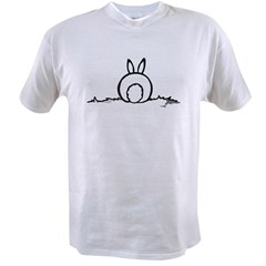 Cotton Tail Ash Grey Value T-shirt