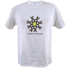 ribbonflower.jpg Value T-shirt