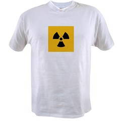 Radioactive Value T-shirt