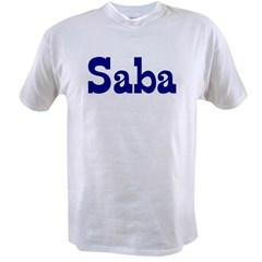 Saba Ash Grey Value T-shirt