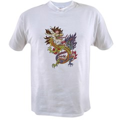 dragon10Black Value T-shirt