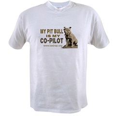 Pit Bull Pilot Value T-shirt
