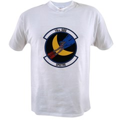 16th Special Operations Squadron Ash Grey Value T-shirt