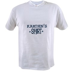 Kamden Ash Grey Value T-shirt