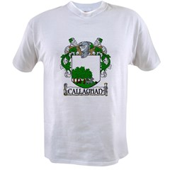 Callaghan Coat of Arms Value T-shirt