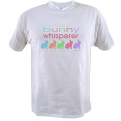 bunny_whisper_b Value T-shirt