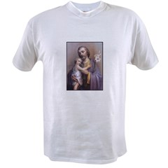 St. Joseph Ash Grey Value T-shirt