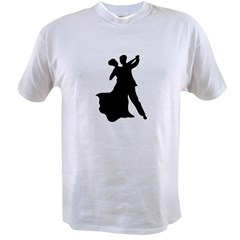 Dancing Couple Value T-shirt