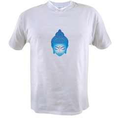 blue buddha Value T-shirt
