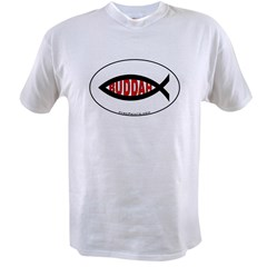 Buddah Fish Value T-shirt