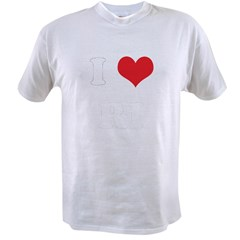 I Heart RI Value T-shirt
