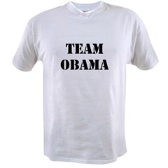 Team Obama Value T-shirt