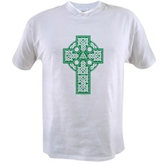 Celtic Cross Value T-shirt