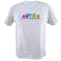 Autism Pride Value T-shirt