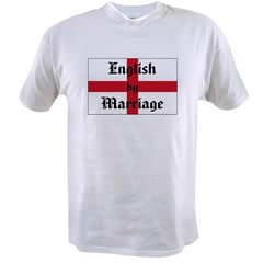 English by Marriage Value T-shirt