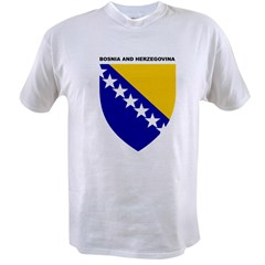 Bosnia_and_Herzegovina Value T-shirt