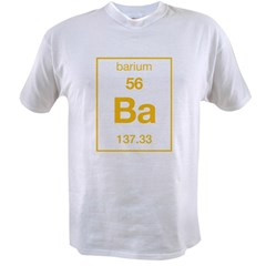 Barium Value T-shirt