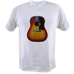 Gibson J-45 guitar Value T-shirt