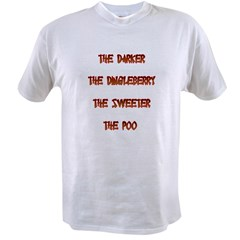 Dingleberry Value T-shirt