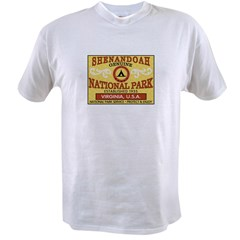 Shenandoah National Park (La Value T-shirt