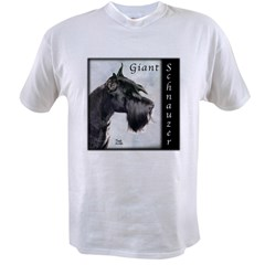 Giant Schnauzer Value T-shirt