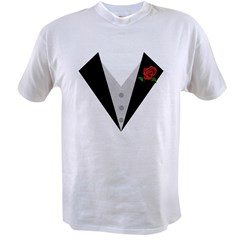 Tuxedo Shir Value T-shirt