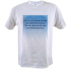 Spiritual Journey Value T-shirt