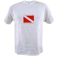 Dive Bahamas Value T-shirt