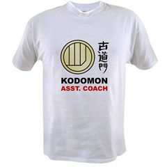 Kodomon Polo Shirt - Dojo Coach Value T-shirt