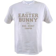 Property of the Easter Bunny Value T-shirt