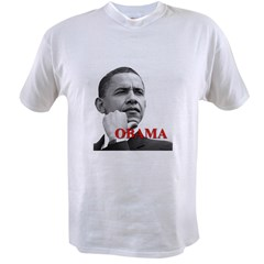 President Obama Value T-shirt