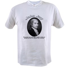 John Jay 01 Value T-shirt