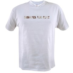 Embrace the Suck Value T-shirt