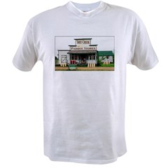 Shit's Creek Paddle Store Value T-shirt