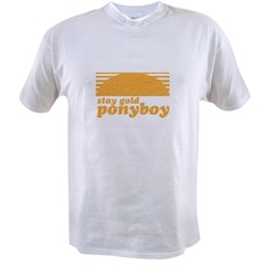 """Stay Gold Ponyboy"" [The Outs Value T-shirt"