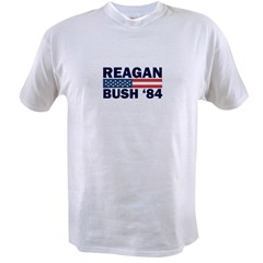 Reagan - Bush 84 Value T-shirt